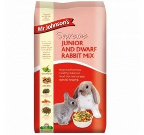 Mr Johnson's Supreme JuniorDraw Rabbit 15кг MV1JS15