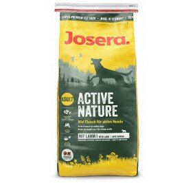 Josera Dog Active Nature 15kg