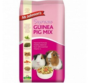Mr Johnson's Supreme Guinea Pig Mix 15кг MV3SG15