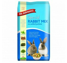 Mr Johnson's Special Rabbit Mix /no pellets/ 15кг MV1SR15